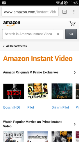 installing amazon instant video app on android my. Black Bedroom Furniture Sets. Home Design Ideas