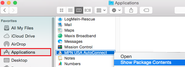 Mac OS X PPTP VPN Auto Start Editting Script