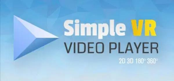 简单的VR视频播放器