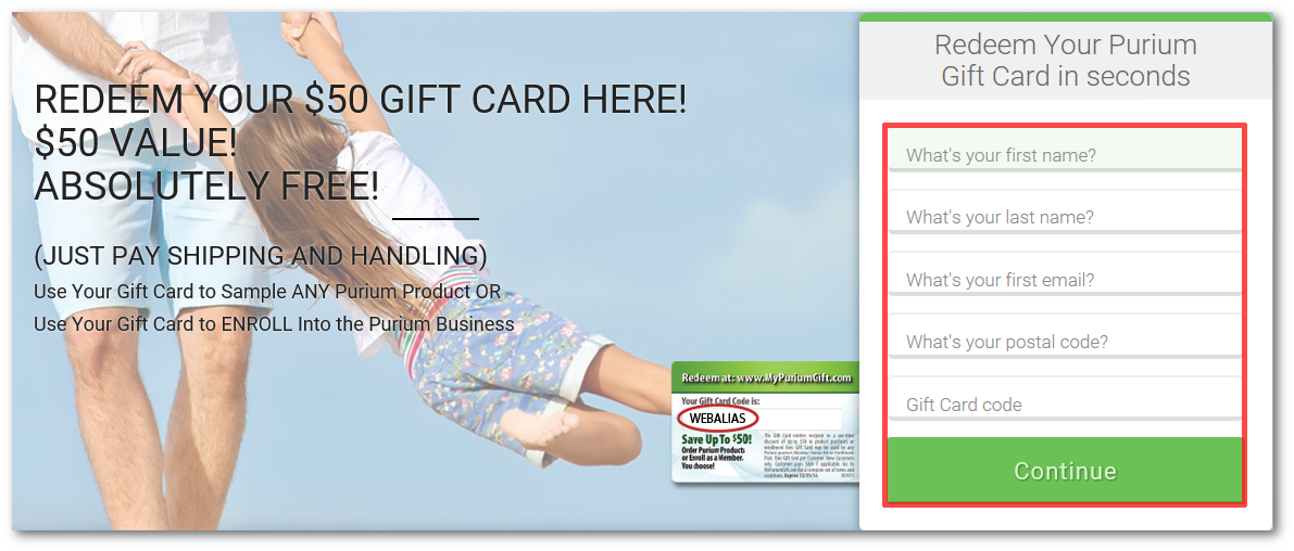How to Use a Gift Card to Join as a Member : MEMBER SUPPORT PORTAL