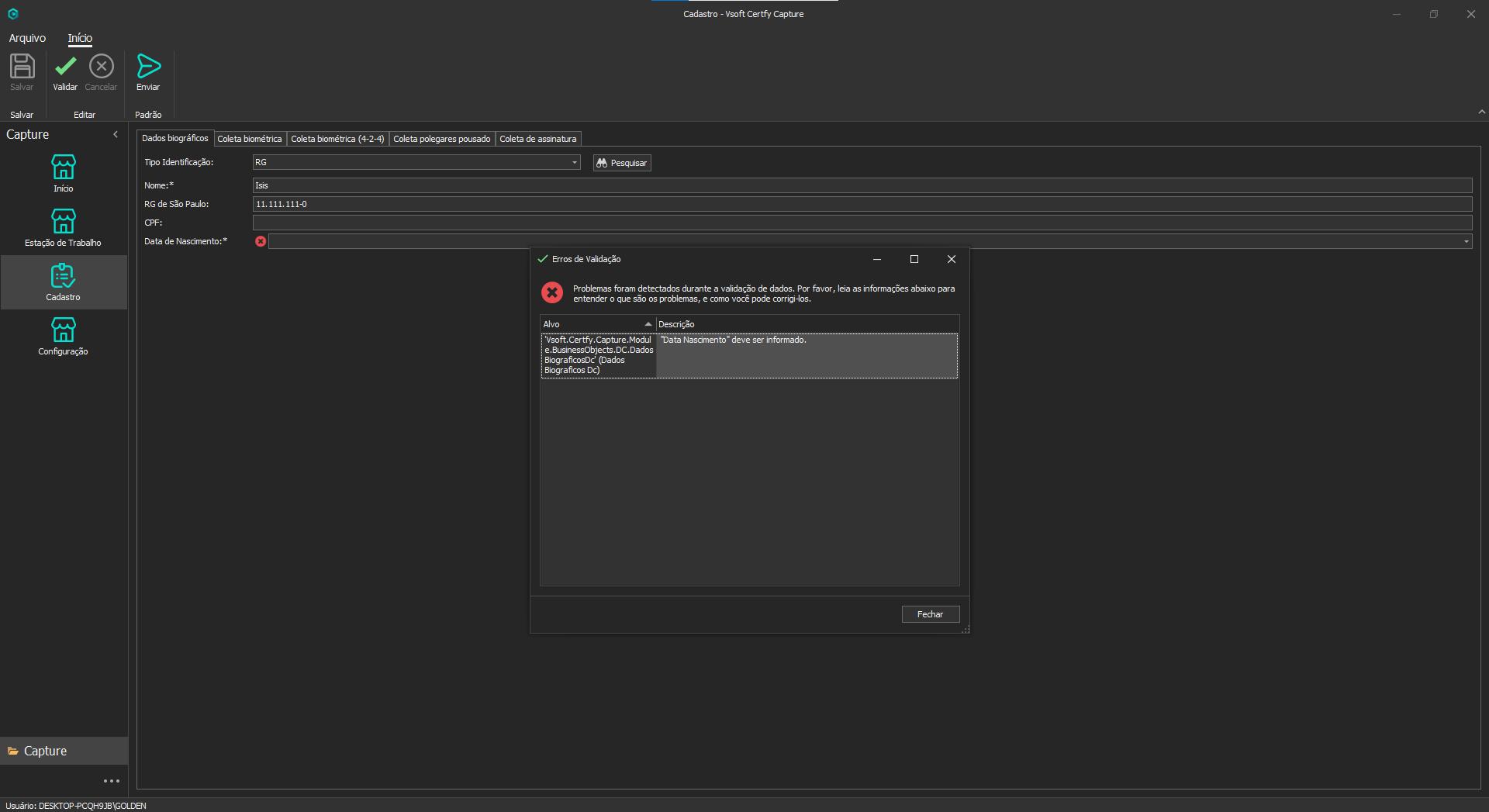 Interface gráfica do usuário, Texto  Descrição gerada automaticamente