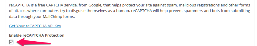 reCAPTCHA Settings - YIKES WordPress Plugins