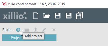 Start a Xill project