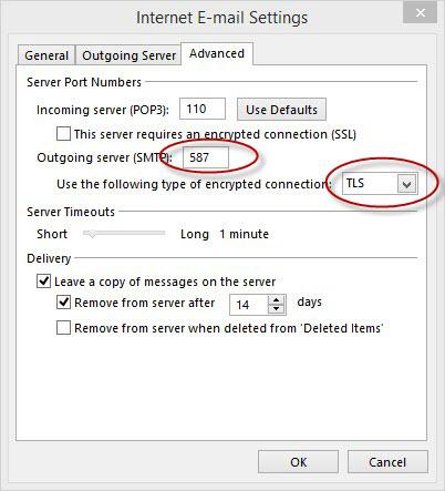 Zakelijke e-mail instellen op computer