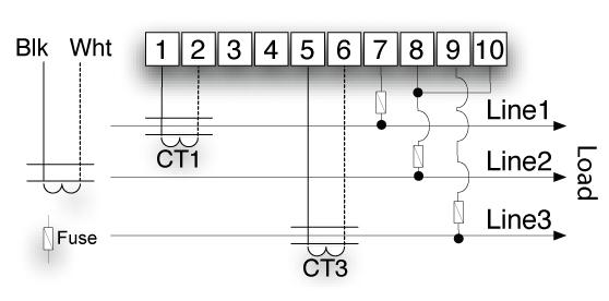 3phase 3wire Up To 415v Ekm Support Deskrhhelpekmmetering: 3 Phase Meter Wiring Diagram Wires At Gmaili.net