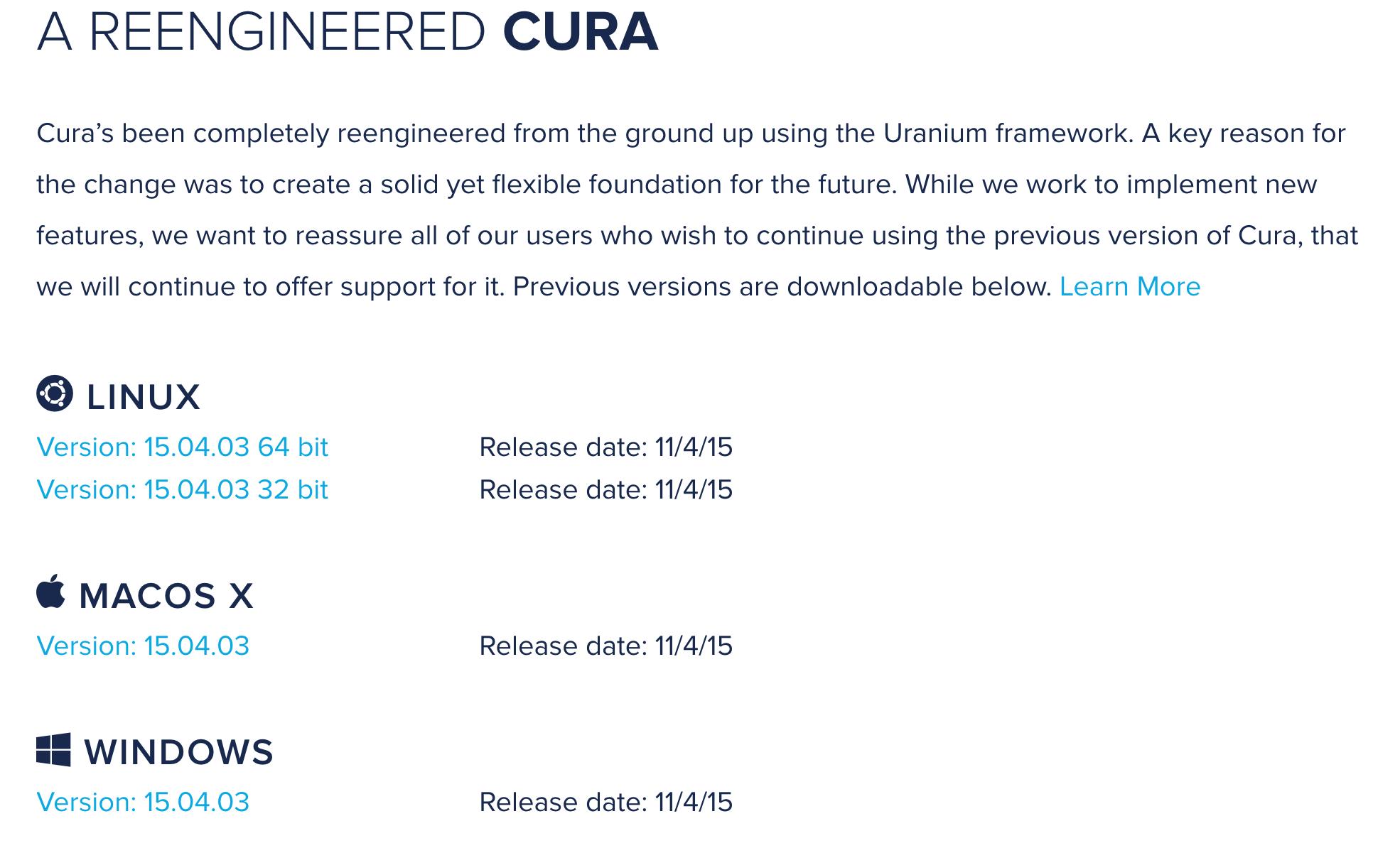 Download Cura