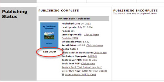 Add ISBN Barcode To Cover - step 4