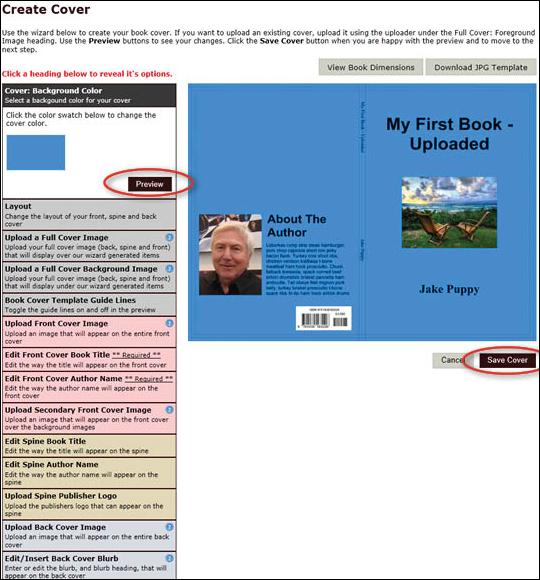 Update Book Cover - step 5