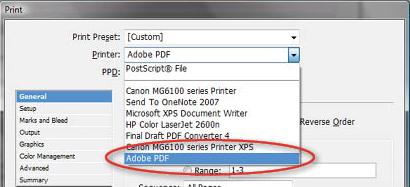 Creating a PDF in Reverse Order From Adobe InDesign - step 4