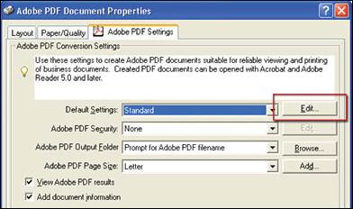 Convert Microsoft Word 97 - 2003 To PDF - step 6