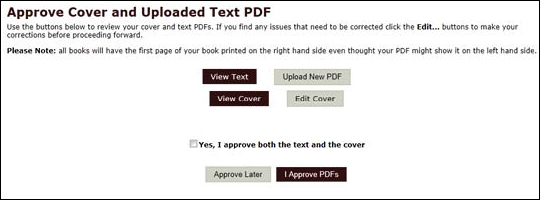 Complete Publishing Process - step 8