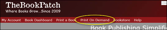 Print a Book from a PDF - step 2
