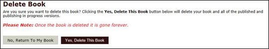 Delete a Book - step 5