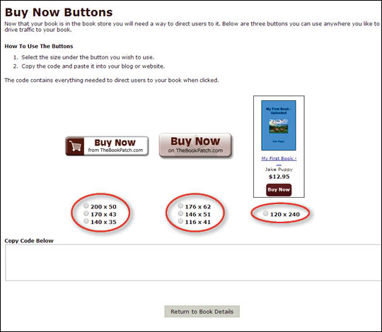 Use Buy Now Button - step 5