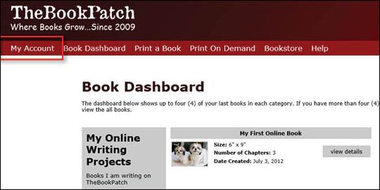 Cancel eBook Order - step 2