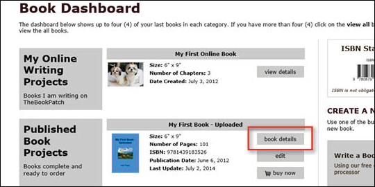 Remove eBook From Bookstore - step 2
