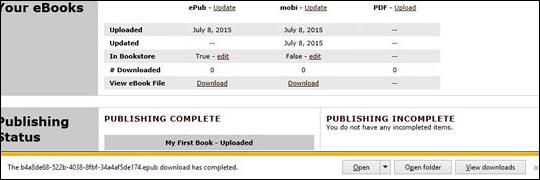 Download Current eBook File - step 5