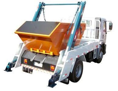 Caminhão de Caçamba de Resíduo