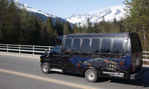 Raven the Adventure Bus