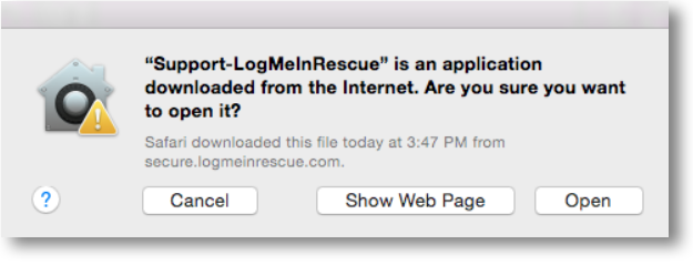 Connecting to logmein from a mac my private network - Logmein rescue technician console mac ...