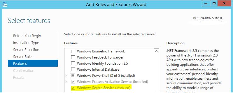 Windows File Server Search - MyWorkDrive