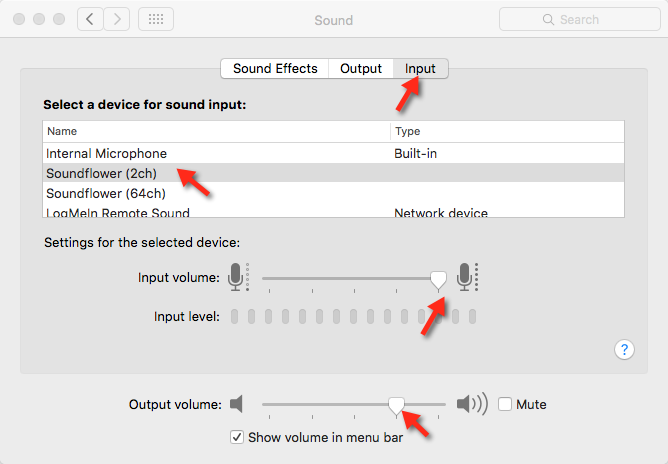 Audio is too low when recording and/or during playback of a