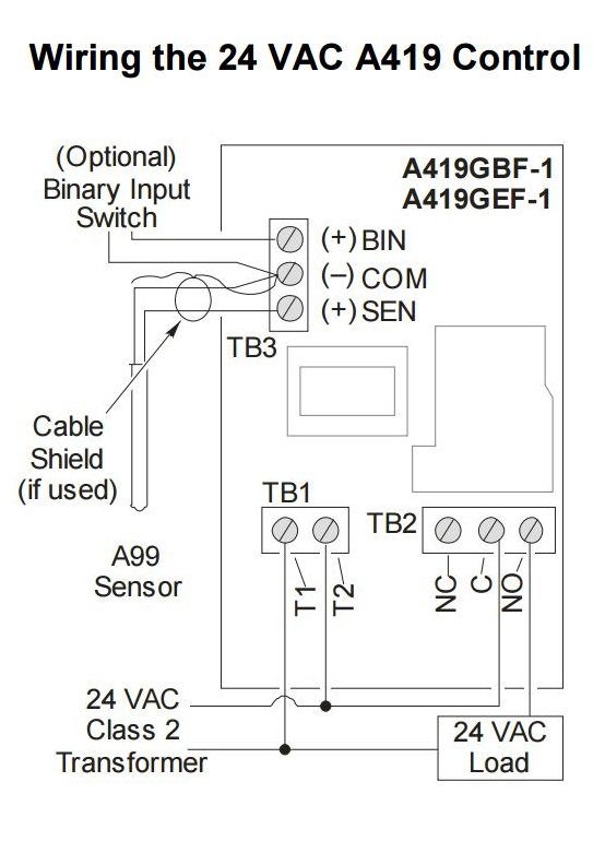 Wiring Diagrams L4006a Aquastat Free Wiring Diagram For You