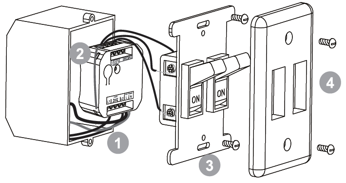Micro Double Smart Switch user guide. : Aeotec Group