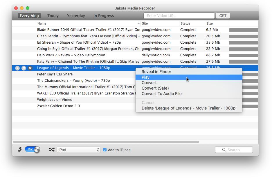 KB   Jaksta Media Recorder for Mac User Guide   Jaksta