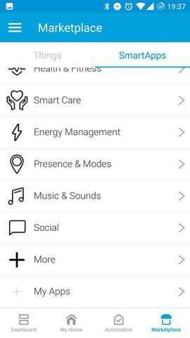 Integrating LaMetric Time with SmartThings, step by step  : Support