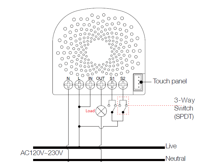 aeotec nano switch 3-way wiring