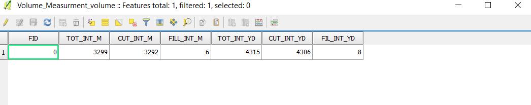 Volume Measurement : PrecisionMapper Support