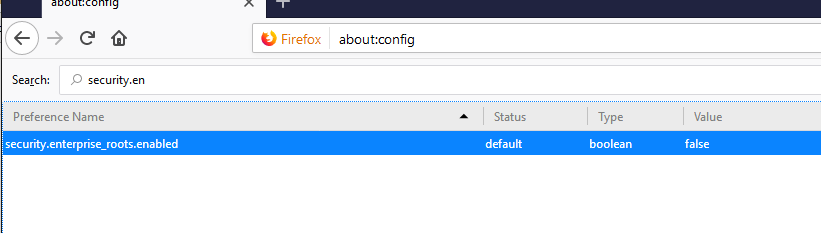 KB | Firefox not loading HTTPS pages when monitoring is on