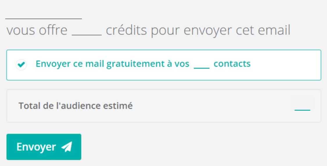 Envoyer mail gratuitement