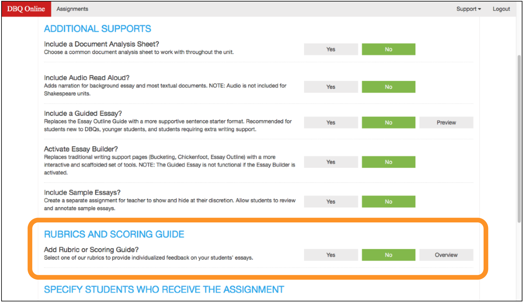 Research report format template