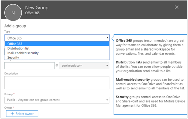 Preparing your office 365 account help center - Create account in office 365 ...