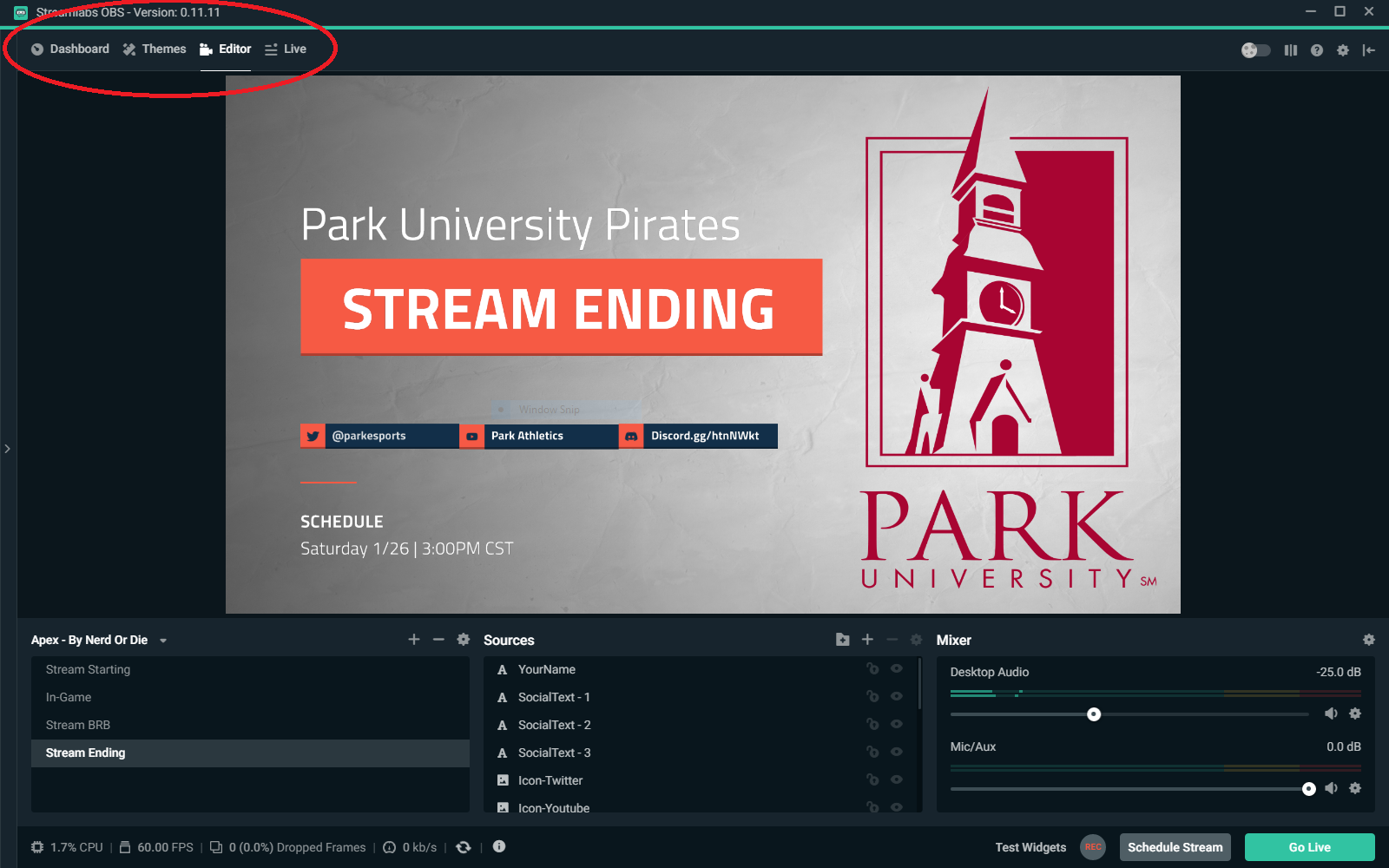 How to Stream : Information Technology Services Support