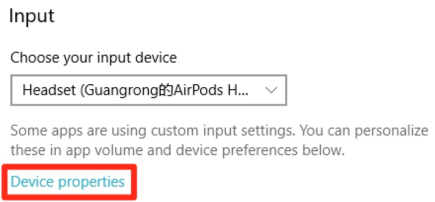Adjust Sound Recording Settings For Bluetooth Headset On Windows 10 Email Support Pitchvantage Com