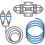 Amplifier Wiring Kits
