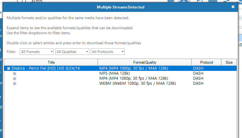 unable to download some youtube videos i    | Jaksta