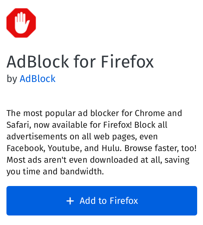Is AdBlock available on iPhone, iPad, Android, and Windows