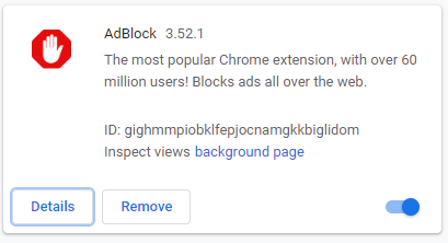 Seeing unblocked ads? Start here! : AdBlock Help