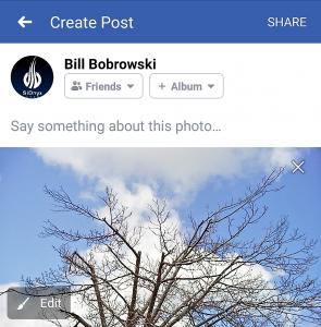 create a post