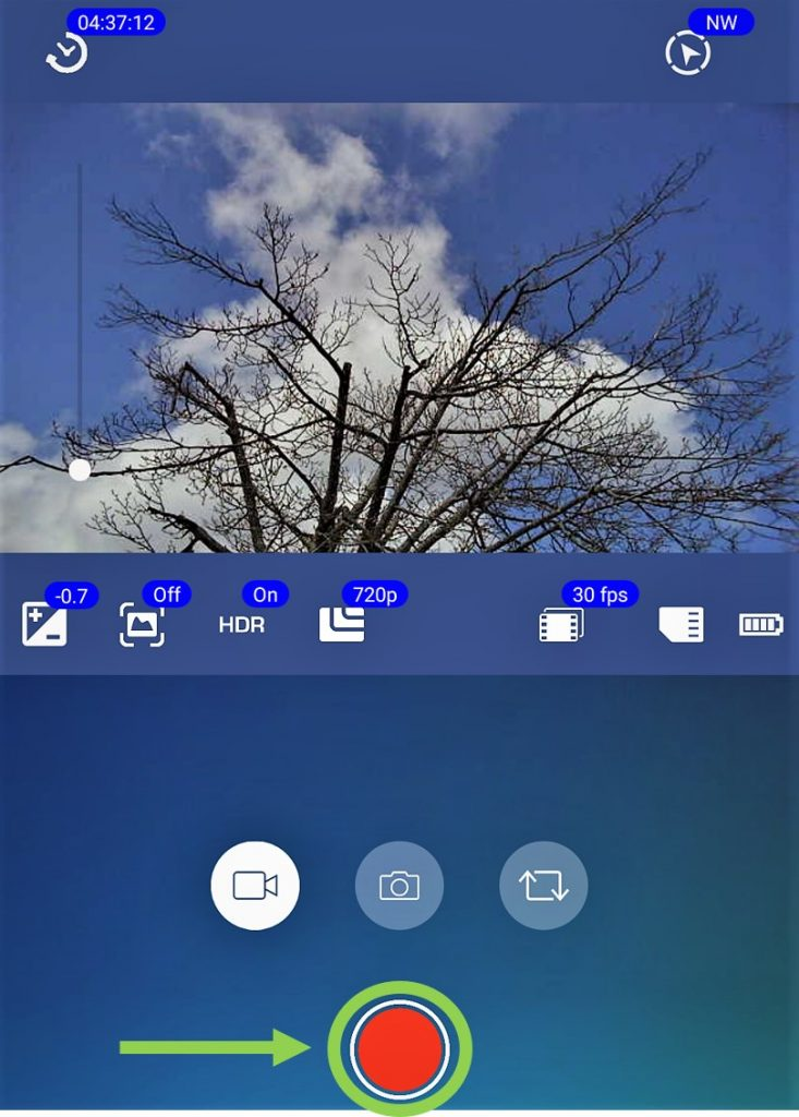 video button1