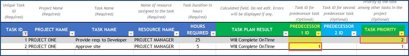 Excel Circular Reference - Scenario 3a
