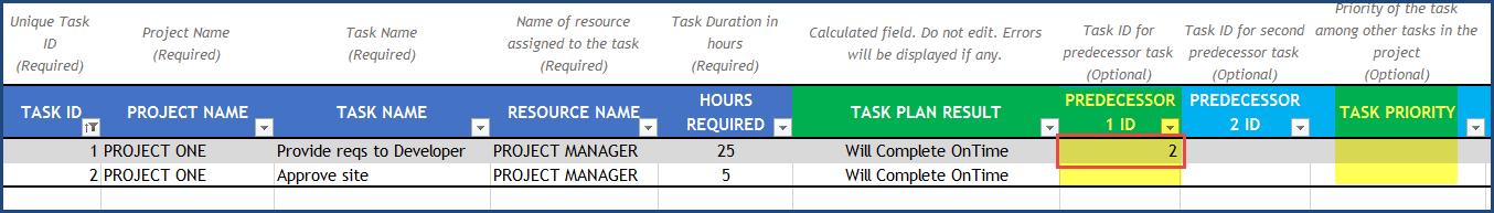 Excel Circular Reference - Scenario 3b