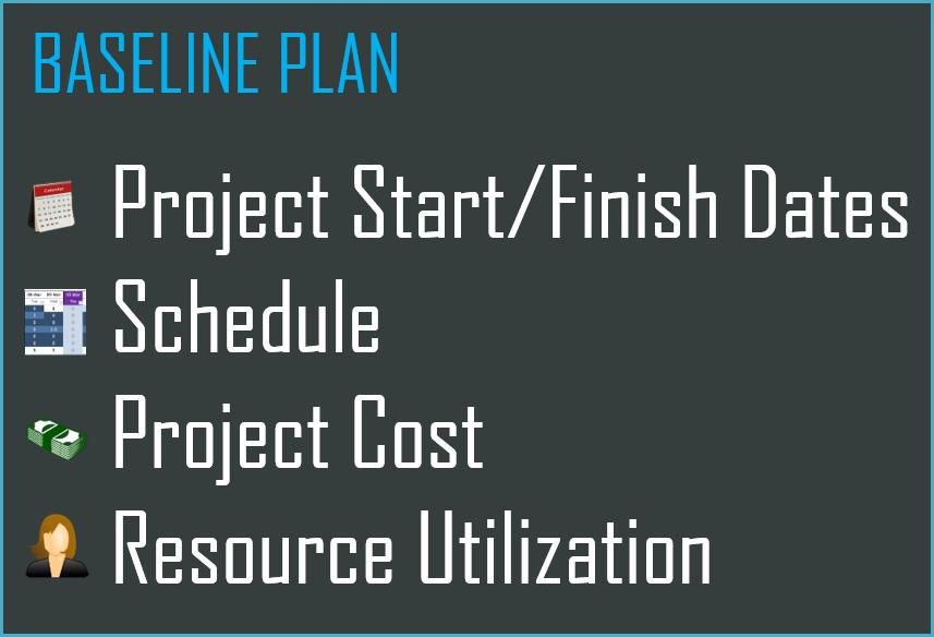 Project Management - Baseline Plan