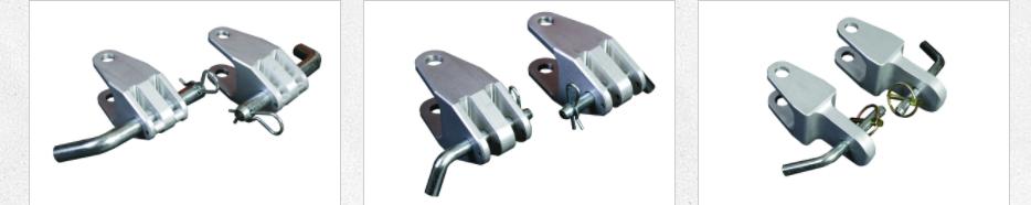 Aluminium Clevis Connector