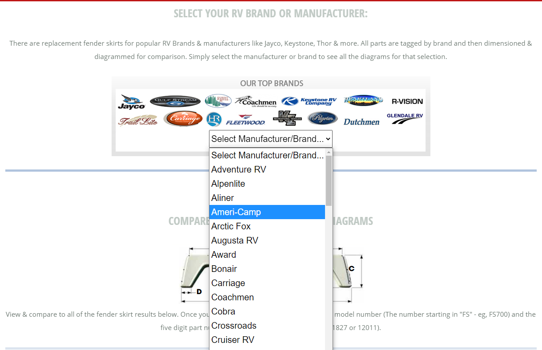 Trailer manufacturer