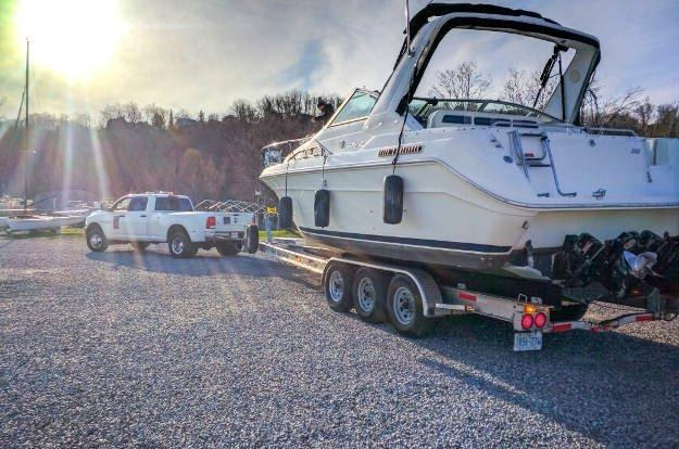 Heavy Duty Receiver Hitch for Boats